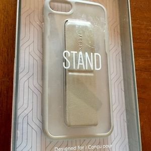 Mercury iPhone case/ cover. Fits 8/7 with stand